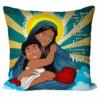 Almofada Amor De Mãe Maria Negra
