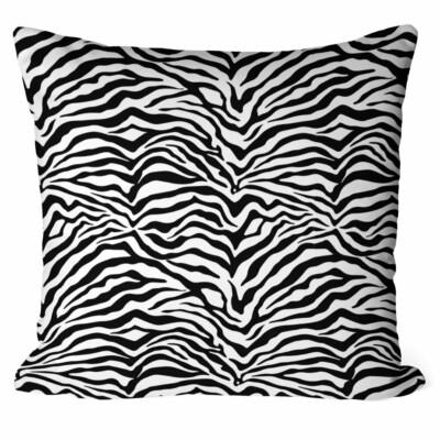 Almofada Pele De Zebra Digital