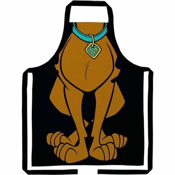Avental Scooby-doo Body Algodão 80x70cm