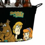 Balde De Gelo Scooby-doo Everybody Scared