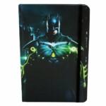 Caderno Batman Metalico Injustice
