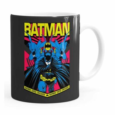 Caneca Batman Resgate Branca