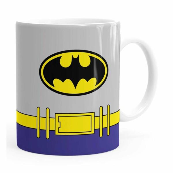 Caneca Batman Série Branca