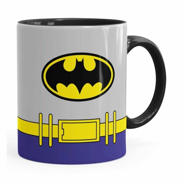 Caneca Batman Série Preta