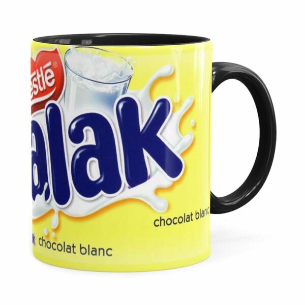 Caneca Chocolate Galak Preta