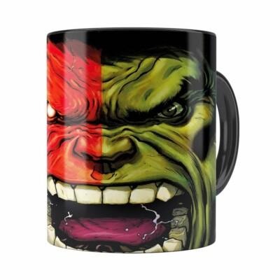 Caneca Hulk V03 Preta