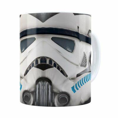 Caneca Star Wars Stroomper 3d Print Branca