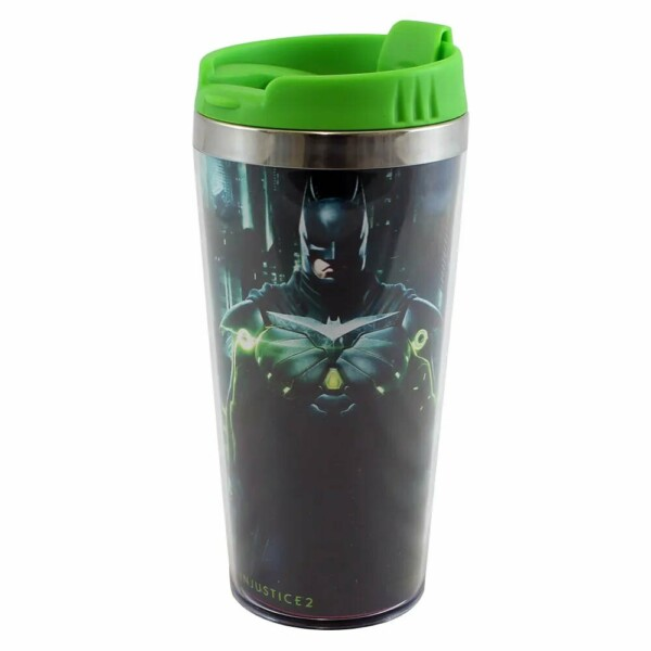Copo Batman Injustice 450ml Com Tampa