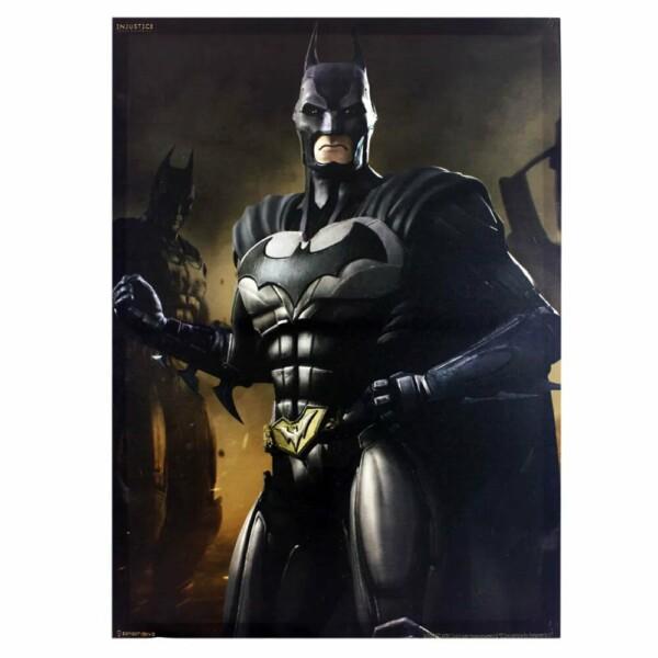 Quadro Decorativo Injustice Batman