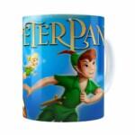Caneca Peter Pan 3d Print Branca