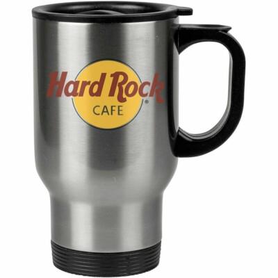Caneca Térmica Hard Rock Cafe 500ml Inox