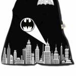 Capa De Almofada Batman Gottam City Sign 115x90cm