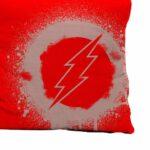 Capa De Almofada Flash Logo Grafit Art 45x45cm