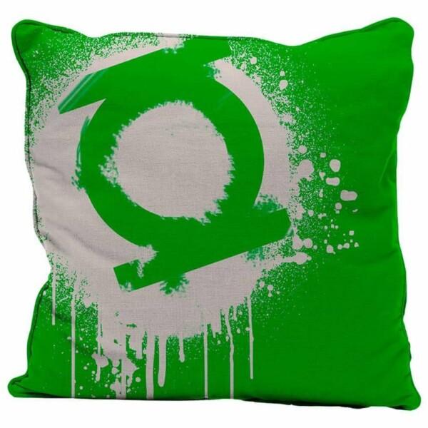 Capa De Almofada Green Light Logo Grafit Art 45x45cm