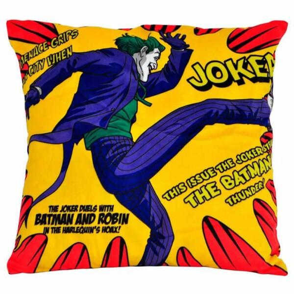 Capa De Almofada Joker Kiking Amarelo 45x45cm