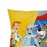 Capa De Almofada The Jetsons Appreciating Rose 45x45cm