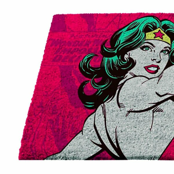 Capacho Wonder Woman Power 75x45cm