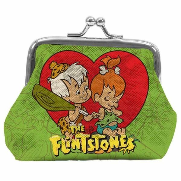Porta Moedas Flintstones Bambam E Pedrita