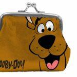 Porta Moedas Scooby-doo Face