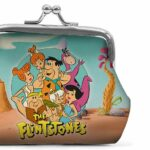Porta Moedas The Flintstones All Family Nature