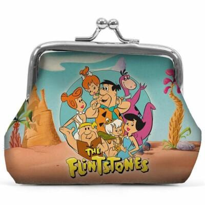 Porta Moedas The Flintstones All Family Nature