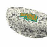 Porta Óculos Case Scooby-doo All Kinds Of Face