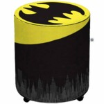 Puff Batman Lighthouse Logo 45x35cm