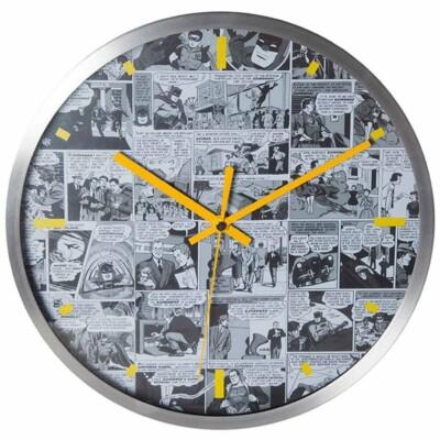 Relógio De Parede Dc Comics Quadrinhos