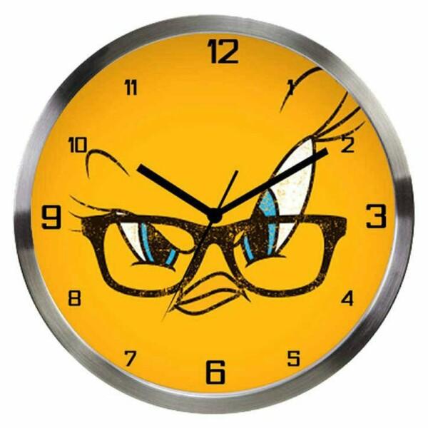Relógio De Parede Piu-piu Big Face 30cm