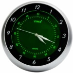 Relógio De Parede Yins Yi15082 Fluorescente