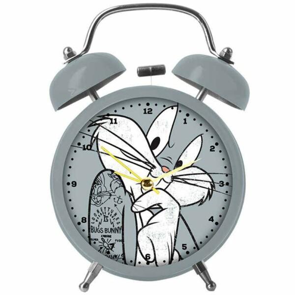 Relógio Despertador Pernalonga Concerned