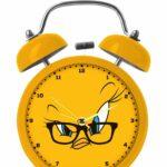 Relógio Despertador Piu-piu Big Face