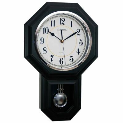Relógio Parede Herweg Clássico Pêndulo 5305-034