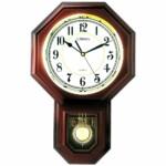 Relógio Parede Herweg Clássico Pêndulo 5305-999