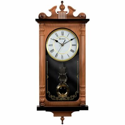 Relógio Parede Herweg Clássico Pêndulo 5318-210