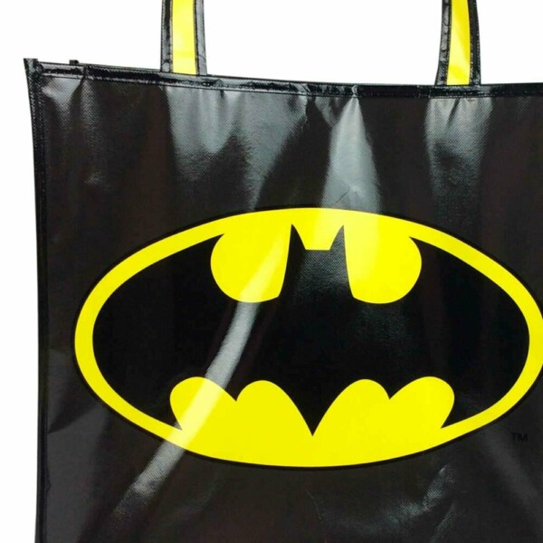 Sacola Batman Logo 40x15cm