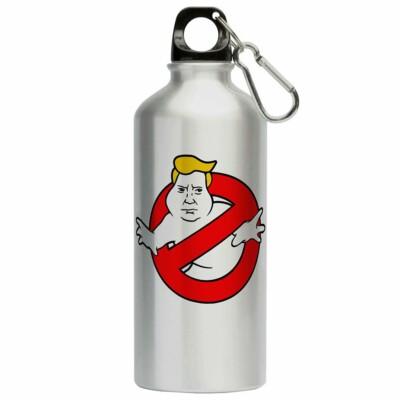 Squeeze Caça Trump Fantasma 500ml Aluminio