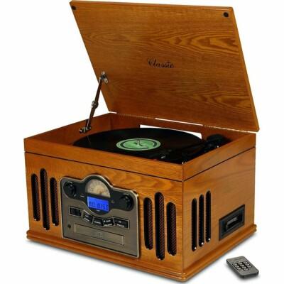 Toca Discos Classic Kansas 32386