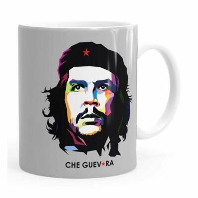 Caneca Che Guevara V02 Branca