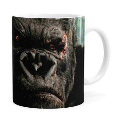 Caneca King Kong Branca