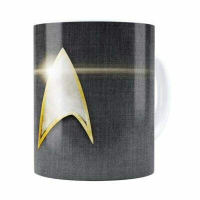 Caneca Star Trek V02 Branca