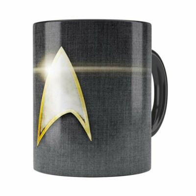 Caneca Star Trek V02 Preta