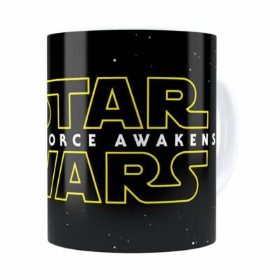 Caneca Star Wars The Force Awakens Branca
