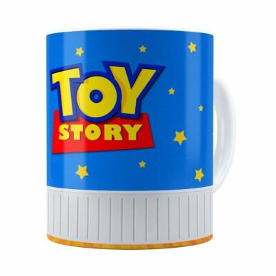 Caneca Toy Story V01 Branca