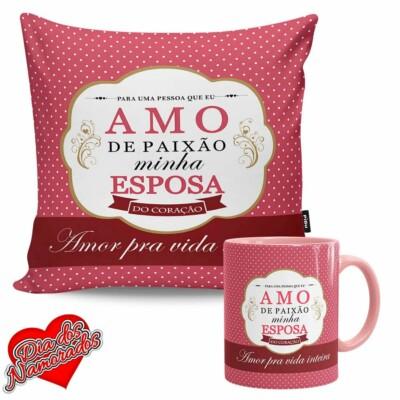 Kit Presente Dia Dos Namorados V14
