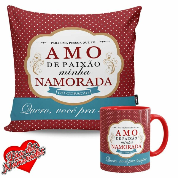 Kit Presente Dia Dos Namorados V15