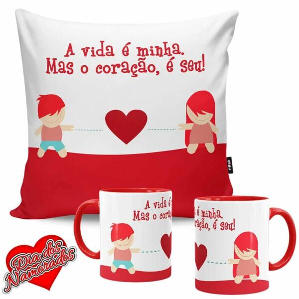 Kit Presente Dia Dos Namorados V16