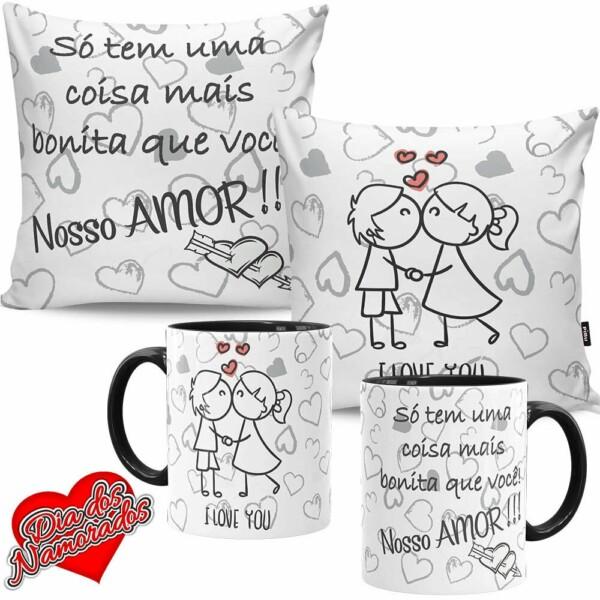 Kit Presente Dia Dos Namorados V21