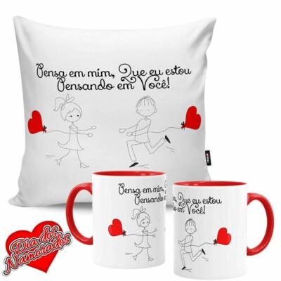 Kit Presente Dia Dos Namorados V24