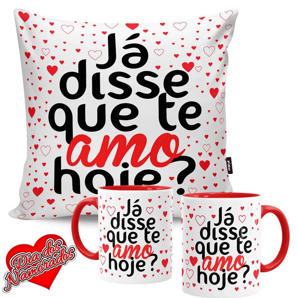 Kit Presente Dia Dos Namorados V26